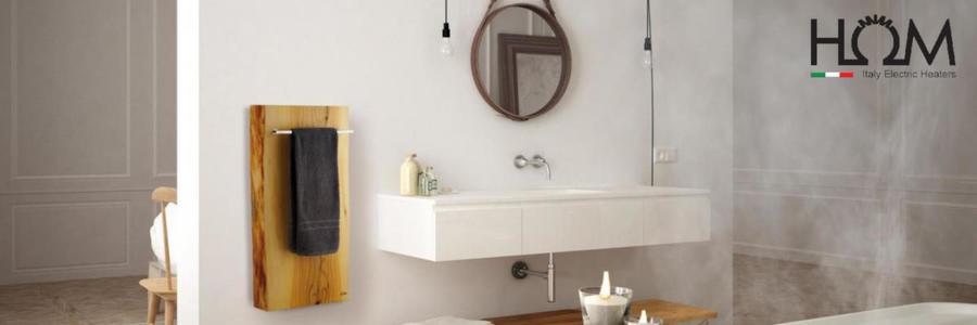 Hom Elektro Heizung und Handtuchwärmer