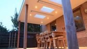 Elektro Dunkelstrahler für den Deckeneinbau