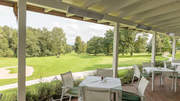 Infrarot Heizstrahler in der Gastronomie - Golfplatz