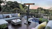 Elektro Stand Heizstrahler für die Terrasse