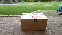 Verpackung Tansun Heizstrahler Sorrento IP