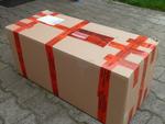 Verpackung des HeizMeister 2000