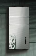 Infrarotheizung Deva von Radialight mit Spiegeloberfläche