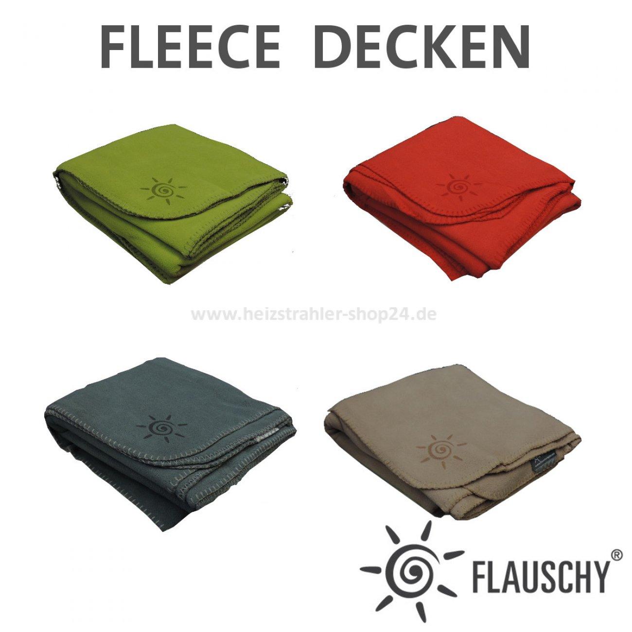 Flauschy Fleecedecke - Kuscheldecke für die Gastronomie, den ...