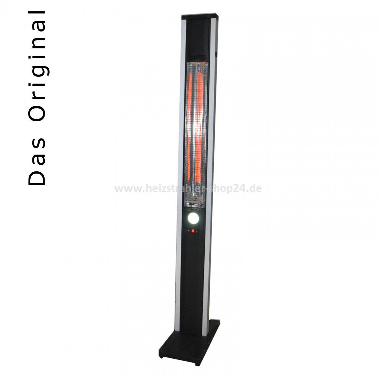 infrarotheizstrahler bali standmodell i heizstrahler shop24. Black Bedroom Furniture Sets. Home Design Ideas