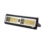 Sorrento IP Infrarot Heizelement Double 2x1500Watt