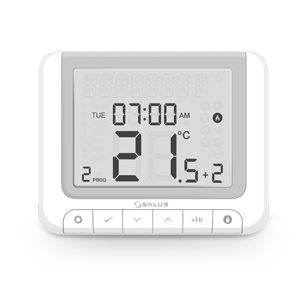 Funk Raumthermostat digital