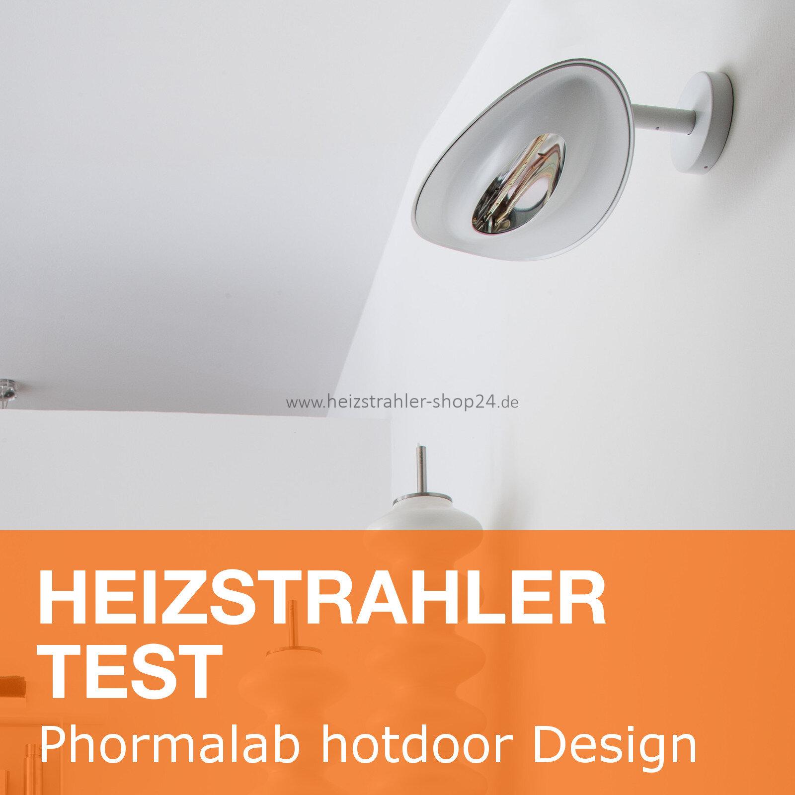 phormalab hotdoor heizstrahler test. Black Bedroom Furniture Sets. Home Design Ideas
