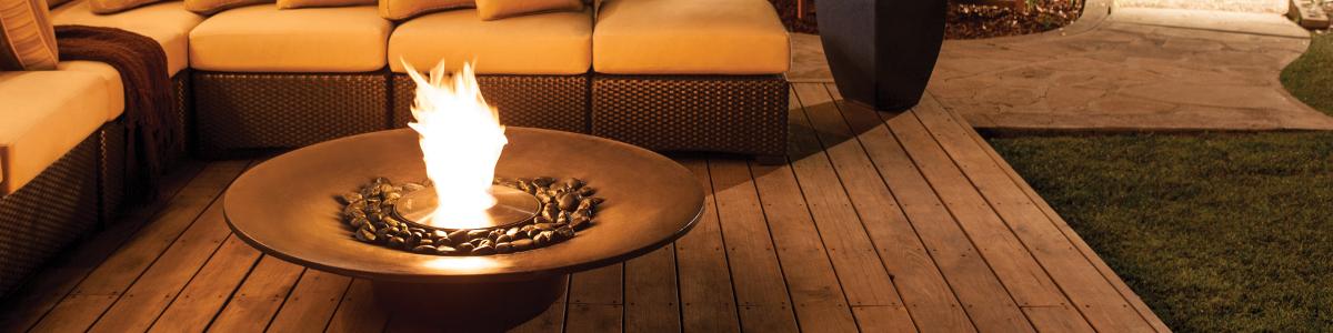 Feuerschale für den Outdoor-Bereich I Heizstrahler-shop24