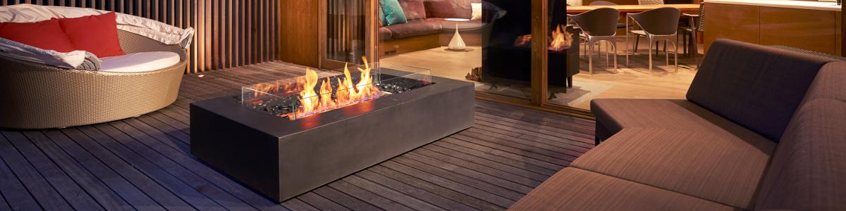 feuertisch tischkamin i heizstrahler shop24. Black Bedroom Furniture Sets. Home Design Ideas